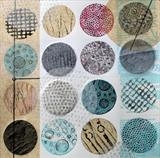 Below the Surface #3 by Juliet Middleton-Batts, Textiles