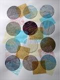Below the Surface #9 by Juliet Middleton-Batts, Textiles
