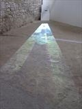 Sea Like A Mirror by Juliet Middleton-Batts, Installation
